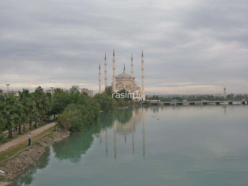 Seyhan river by rasim1