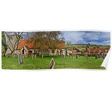 Turville - A Much Used Film Location - 2 Poster