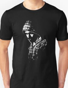 Minimalist Contrast Unisex T-Shirt