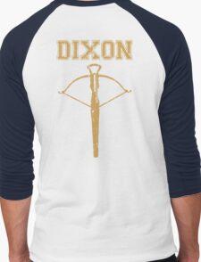 Daryl Dixon Crossbow Men's Baseball ¾ T-Shirt