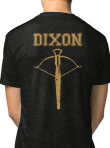 Daryl Dixon Crossbow Tri-blend T-Shirt