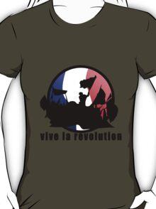 Vive la revolution T-Shirt