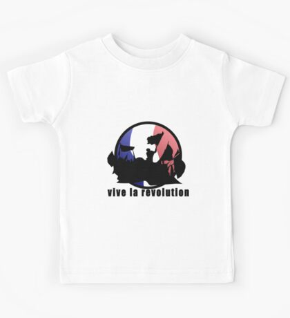 Vive la revolution Kids Tee