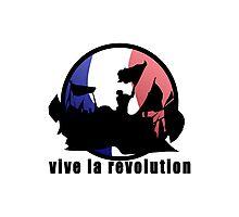 Vive la revolution Photographic Print