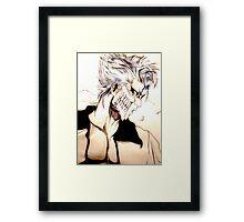 Grimm Framed Print