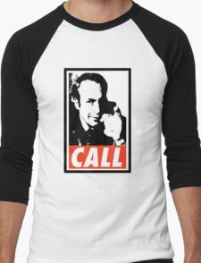 CALL Saul Men's Baseball ¾ T-Shirt