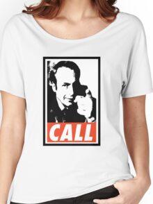 CALL Saul Women's Relaxed Fit T-Shirt