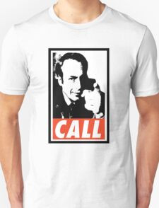 CALL Saul Unisex T-Shirt