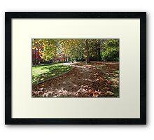 """Gardens of """"Bebeah"""" 1 Framed Print"""