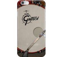 Gretsch Drum iPhone Case/Skin