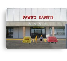 As improbable as it sounds I've heard this is a hangover cure--I'm going to buy one and find out! Metal Print