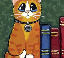 A Ginger Book End by Lisa Marie Robinson