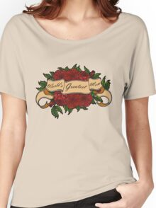 Mothers Day Roses Women's Relaxed Fit T-Shirt