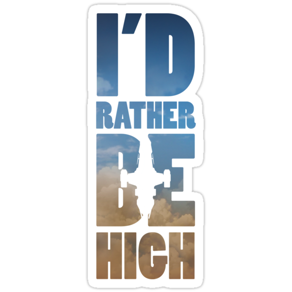 I'd Rather Be High by Vincent Carrozza