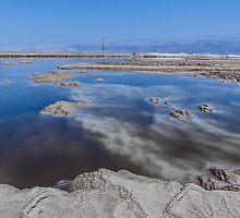 Israel, Dead Sea landscape view by PhotoStock-Isra