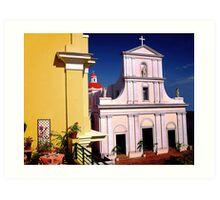 San Juan Art Print