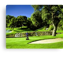 Valderrama Golf Club Canvas Print