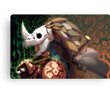 Head Hunter Metal Print