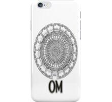 "1Sound ""Om""  iPhone Case/Skin"