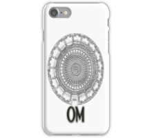 "1Sound ""Om""  iPhone Case/Skin"