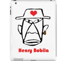 Henry Bobila iPad Case/Skin