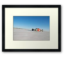 Spirit of Sunshine at full throttle Framed Print
