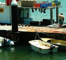 Cooktown Tenders by V1mage