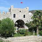 Marmaris Castle by taiche