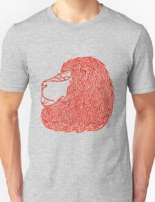Lion the red!  Unisex T-Shirt