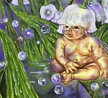 Faerie Baby, Lily by Agy Wilson