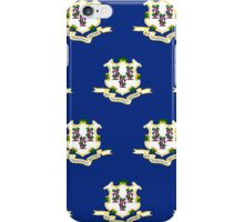 Smartphone Case - State Flag of Connecticut  - Patchwork iPhone Case/Skin