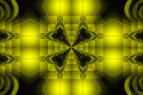 Yellow Apophysis by aprilann
