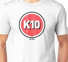 K10 Nissan Rating Unisex T-Shirt