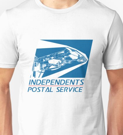 Independents Postal Service Unisex T-Shirt