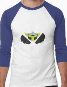 Mojo Jojo Men's Baseball ¾ T-Shirt