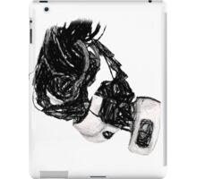 GlaDos Free Draw iPad Case/Skin