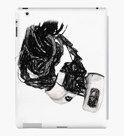 GlaDos Free Draw iPad Case/Skin