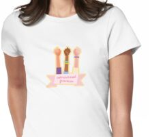 intersectional feminism Womens Fitted T-Shirt
