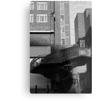 Spiral Staircase, Newcastle Metal Print