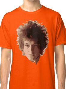 Bob Dylan Big Hair Classic T-Shirt