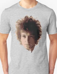 Bob Dylan Big Hair Unisex T-Shirt