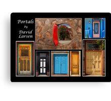 Portals #1 Canvas Print
