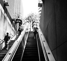 Embarcadero BART by Chistophers
