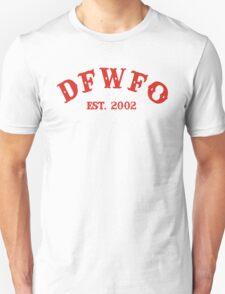 DFWFO Original Red  T-Shirt