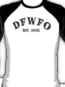 DFWFO Original Black T-Shirt