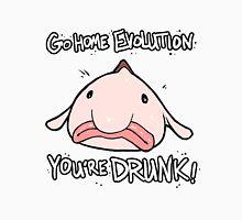 Go Home Evolution You're DRUNK! Unisex T-Shirt