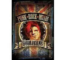 Punk Rock Music Photographic Print