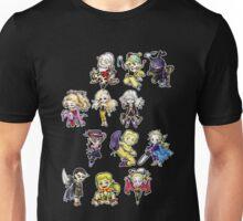 Final fantasy 6 chibi Unisex T-Shirt