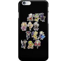 Final fantasy 6 chibi iPhone Case/Skin