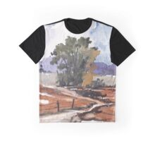 Short-cut through Spring Farm Graphic T-Shirt
